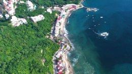 Bahía de Santiago, Manzanillo   Foto: El Noticiero de Manzanillo