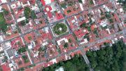 Vista aérea de Comala, Colima   Foto: El Noticiero de Colima