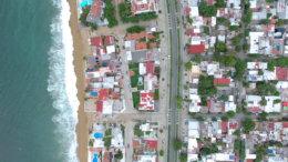 Las Brisas, una de las zonas restauranteras más productivas de Manzanillo | Foto: El Noticiero de Manzanillo