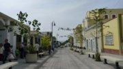 Calles del centro de Colima   Foto: Especial