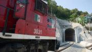 Túnel ferroviario de Manzanillo | Foto: Especial