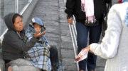 En las calles de la ciudad se observan a niños de diversas edades trabajando o pidiendo limosna | Foto: Quórum Informativo.