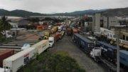 Caos vial en la ciudad-puerto de Manzanillo | Foto: UTCM