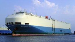 Los buques de transporte de automóviles (Pure Car Carriers o Pure Car and Truck Carriers) son una subcategoría de los buques de carga rodada (Ro-Ro), y son utilizados para el transporte en masa de vehículos (varios miles) por las grandes compañías productoras de los mismos. | Foto: Va de Barcos.