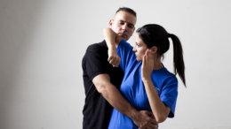 Técnica de defensa personal | Foto: Síntesis Nacional