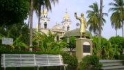Jardín principal de Villa de Álvarez | Foto: Especial
