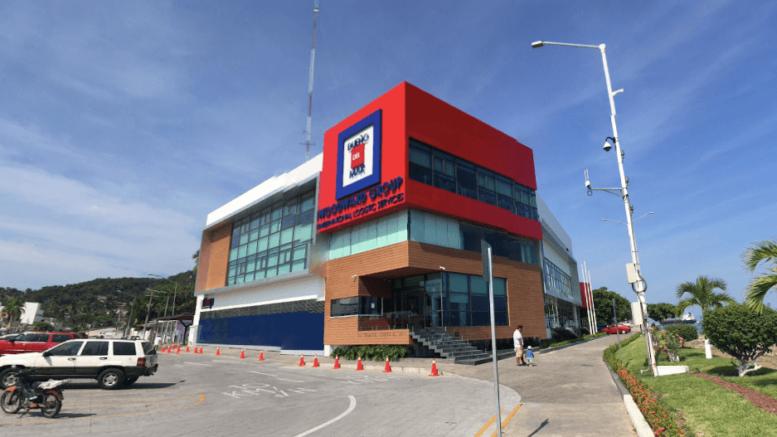 Oficinas de Woodward Group en Manzanillo | Foto: Especial