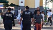 Elementos de la Policía Estatal | Foto: El Noticiero de Colima