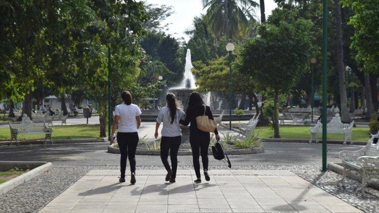 Mujeres de Colima   Foto: Especial