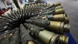 Cartuchos de alto calibre del fusil Kalashnikov |Foto: Especial