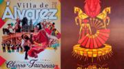 A la izquierda cartel que declino, a la derecha nuevo cartel ganador   Foto: Especial