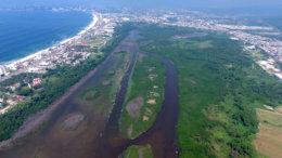 Laguna del Valle de las Garzas | Foto: El Noticiero de Manzanillo