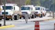 Estrategia de transportar gasolina en pipas para combatir el huachicoleo | Foto: Especial