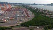 Zona Norte del puerto de Manzanillo y Las Brisas   Foto: El Noticiero de Manzanillo