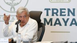 Andrés Manuel López Obrador, Tren Maya | Foto: Especial