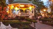 Quisco central del jardín Libertad, Colima   Foto: El Noticiero de Colima