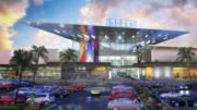 Nueva plaza comercial en Manzanillo | Foto: Especial