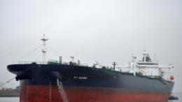 STI Guard, buque-tanque | Foto: Especial