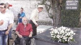 Aniversario luctuoso de Griselda Álvarez   Foto: El Noticiero de Colima