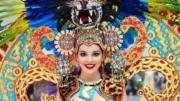 Andrea Toscano, madrina del carnaval Manzanillo 2019 | Foto: Especial
