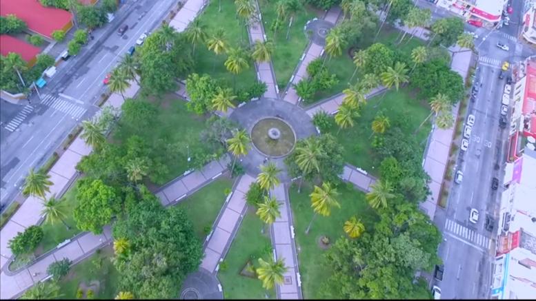 Jardín Núñez, Colima   Foto: Especial