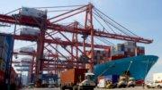 Muelles de SSA México en el puerto de Manzanillo   Foto: El Noticiero de Manzanillo