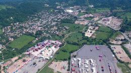 Patios de contenedores rodean a Jalipa | Foto: El Noticiero de Manzanillo