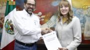Rosa Evelia Pérez, fue elegida para dirigir la Comisión de Búsqueda de Personas  Foto: Especial