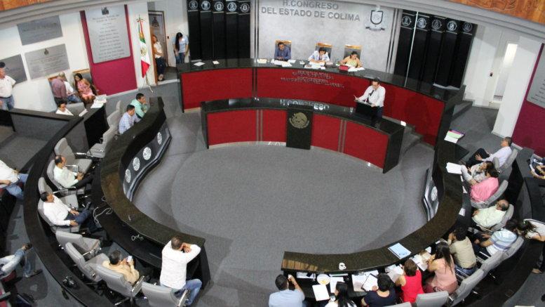Congreso del estado de Colima   foto: El Noticiero