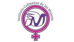 Logo institucional del Instituto Colimense de las Mujeres | Foto: especial