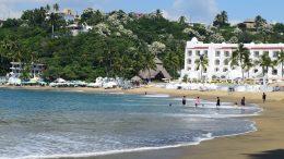 Playa La Audiencia | Foto: El Noticiero de Manzanillo