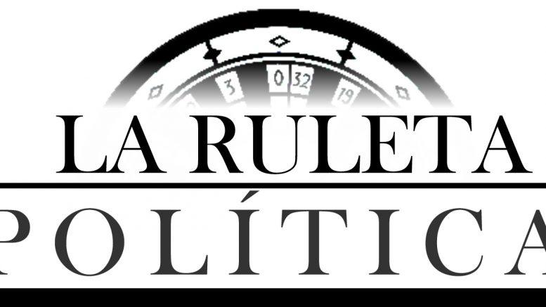 Logo de Ruleta Política   Foto: especial