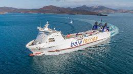Baja Ferries impulsaría el cabotaje marítimo   Foto: Especial