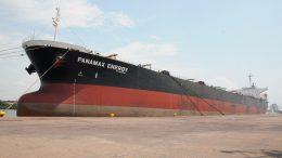 Embarcación Panamax Energy | Foto: especial