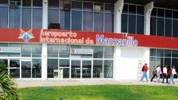 Aeropuerto de Manzanillo | Foto: especial