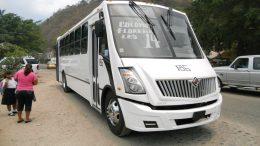 Transporte urbano de Manzanillo   Foto: Manzanillo News