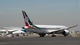 Avión presidencial | Foto: especial
