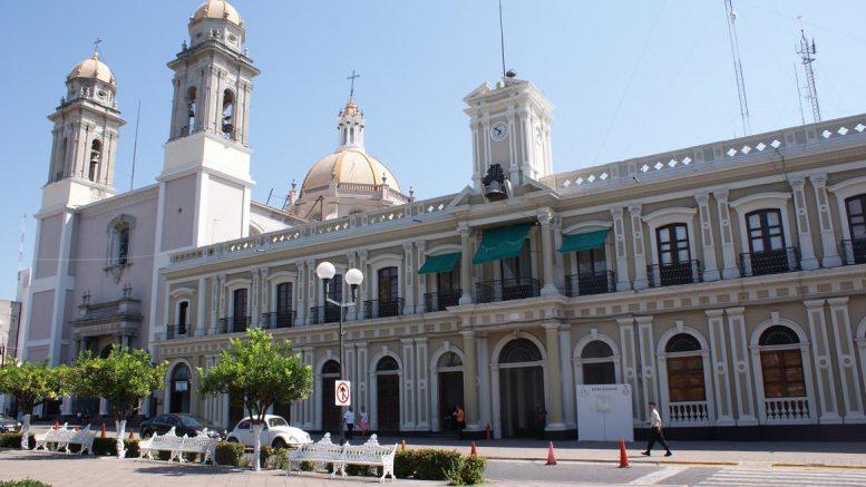 Catedral y Palacio   Foto: especial