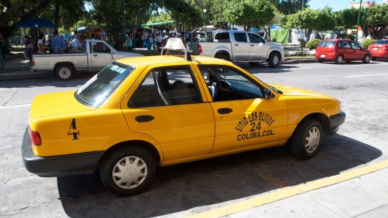 Usuario de taxi | Foto: especial