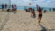 Voleibol playero | Foto: Especial