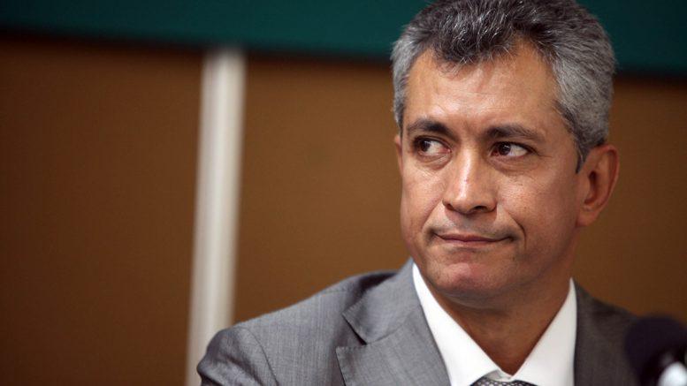 Mario Anguiano Moreno, ex gobernador del estado de Colima | Foto: especial