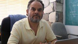 Javier Ocampo, investigador del CICESE, Foto: Especial.