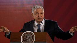 Presidente de la los Estados Unidos Mexicanos, Andres Manuel López Obrador | Foto: especial