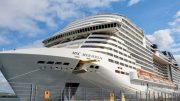 Crucero Meravigilia   Foto: Especial