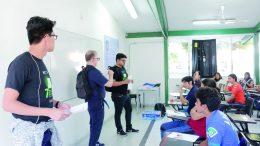 Estudiantes de la Facultad de Ciencias de la UdeC   Foto: Especial