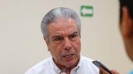 Jaime Flores , titular de la Secretaría de Educación de Colima | Foto: Especial