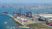 Centro Logístico Ferroviario (CLF) del puerto de Veracruz, Foto: Especial.