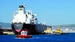 El buque navegaba desde Holanda hasta Nigeria | Foto: El noticiero