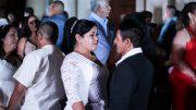 Imagen ilustrativa de pareja que contrajo matrimonio en Jardín Libertad   Foto: especial