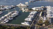 Marina del puerto de Ibiza, España | Foto: Especial